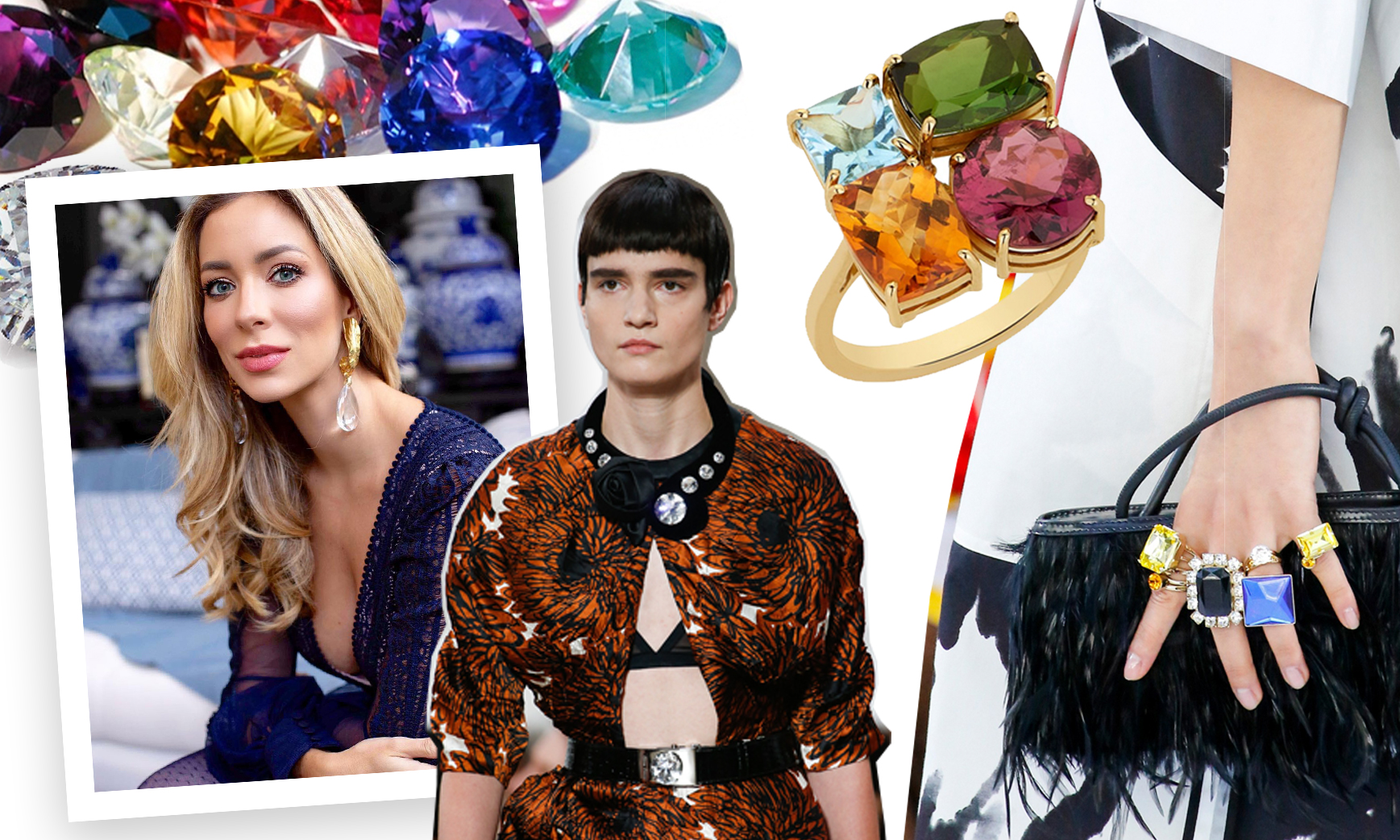Tem Na Web - Trend hits: Acessórios com pedras - Blog da Alice Ferraz